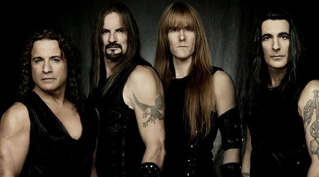 Dünyaca ünlü heavy metal grubu Manowar İstanbul'da konser verecek