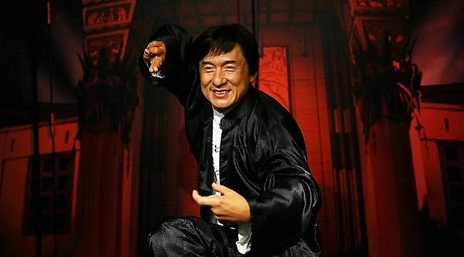 Jackie Chan Madame Tussauds İstanbul'da