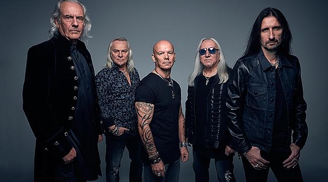 Metal efsanesi Uriah Heep İstanbul'da konser verecek