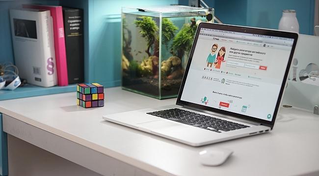 Online İngilizce öğrenmenin 7 pratik süper yolu!