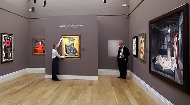 Bir günü Picasso tablosuyla geçirme fırsatı