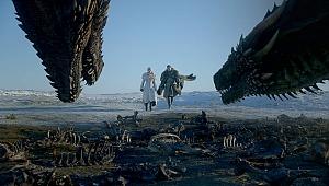 Game of Thrones'un 8. sezon afişinde dikkat çeken detay