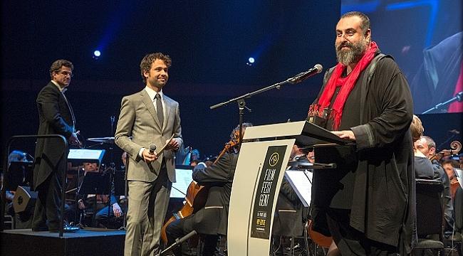 Rahman Altın, Brüksel Filarmoni Orkestrası ile stüdyoya giriyor