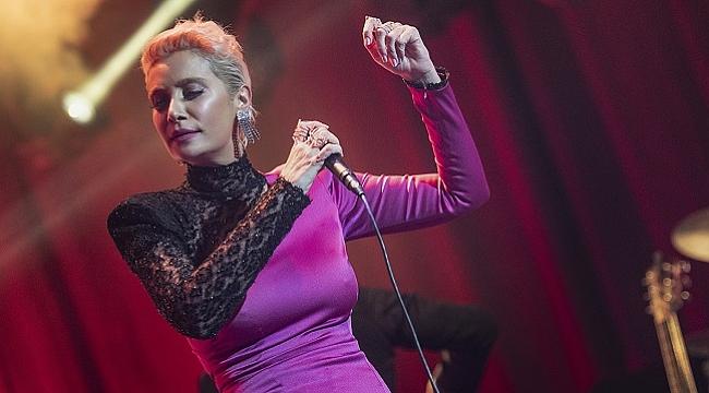 Sıla'dan İstanbul konseri