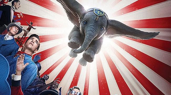 Tim Burton filmi Dumbo 5 Nisan'da vizyona giriyor