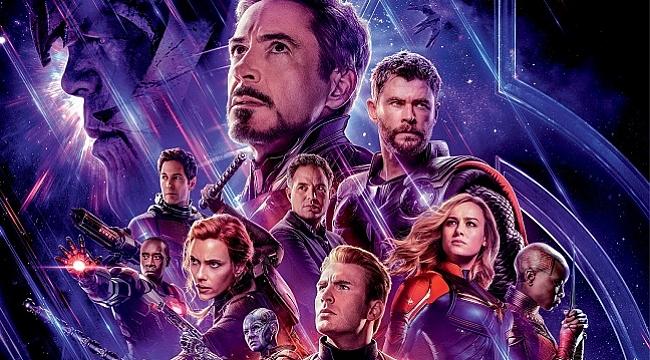 Avengers: Endgame'den ön satış rekoru