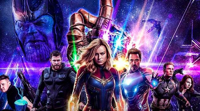 Avengers: Endgame'den Türkiye'de ilk gün rekoru