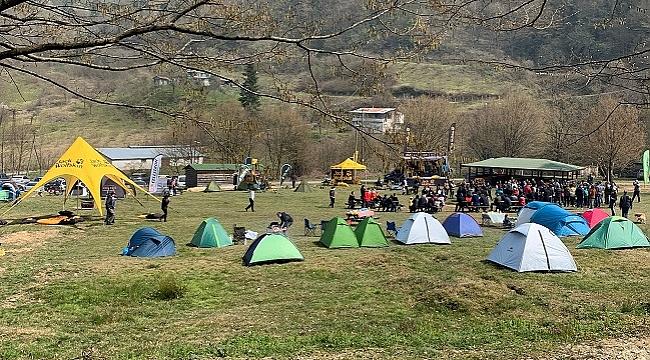Doğaya dönüş İstanbul kampı