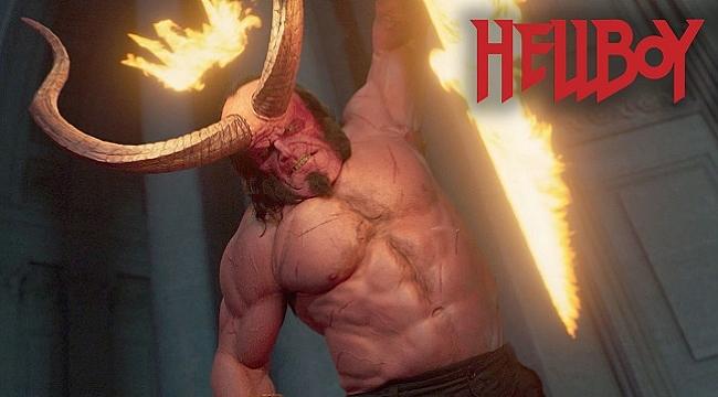 Hellboy 11 yıl sonra geri döndü