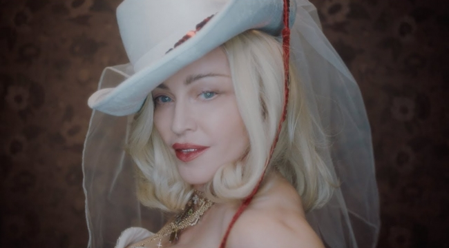 Madonna'dan yeni albüm: Madame X