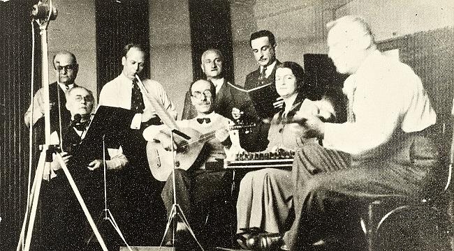 Münir Nurettin Selçuk'un müzik üretiminden örnekler Arka Oda Toplantıları'na taşınıyor