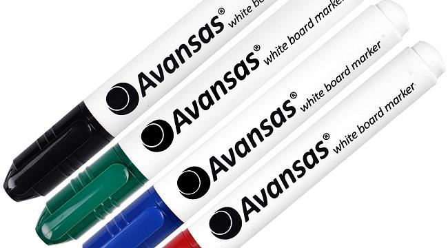 Ofislere Renk Katan Kalemler