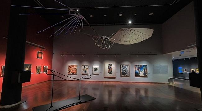 """""""Rus Avangardı. Sanat ve Tasarımla Geleceği Düşlemek"""" sergisi bir dizi etkinlikle veda ediyor"""