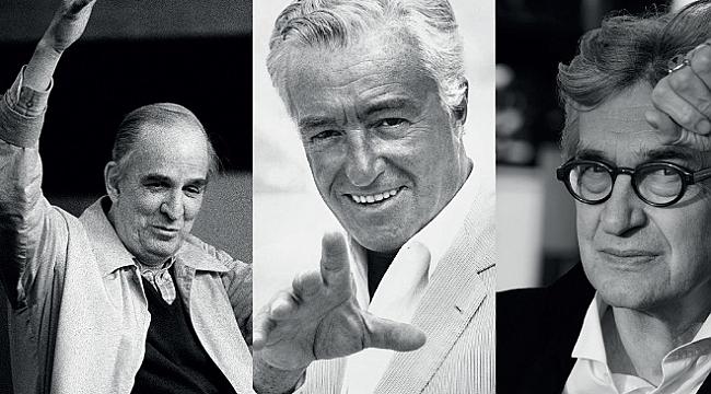 Sinema tarihine damga vuran üç büyük yönetmenin filmleri Kadıköy'de