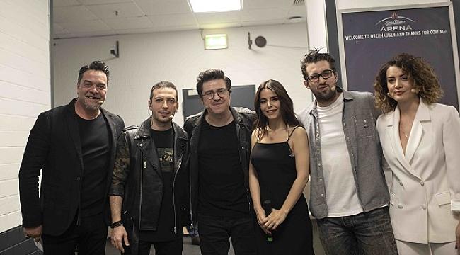 Beyazıt Öztürk Beyaz Show ile Türkiye turnesine çıkıyor