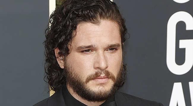 Game of Thrones Kit Harington'a ağır geldi