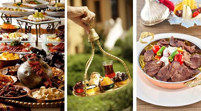 İstanbul'da iftar yapabileceğiniz mekanlar ve fiyatları 2019