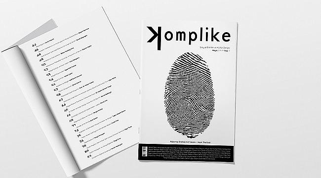 Komplike Dergi'nin yeni sayısı yayımlandı