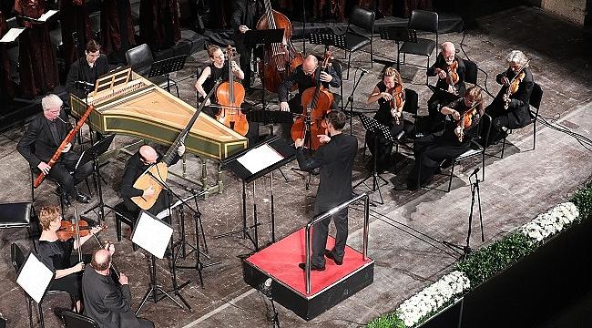 Bach, Vivaldi ve Handel Aya İrini'ye konuk oldu