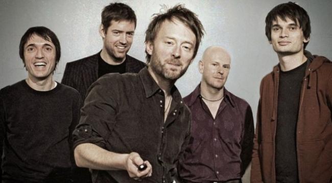 Dünyaca ünlü müzik grubu Radiohead'in 18 saatlik arşivi  hacklendi