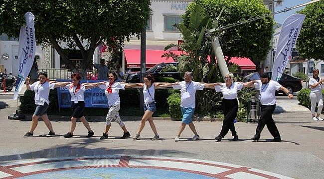 Sirtaki Festivali Bodrum'da gerçekleşti