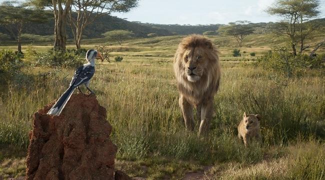 Aslan Kral 19 Temmuz'da vizyona giriyor