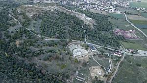 2000 yıllık Büyük Roma Hamamı ziyarete açılacak
