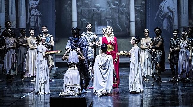 Aspendos Antik Tiyatrosu'nda opera festivali