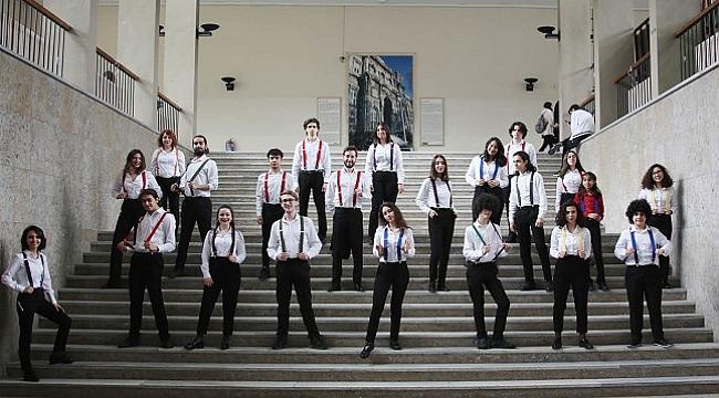 Barış İçin Müzik Vakfı Gençlik Korosu sizi bekliyor