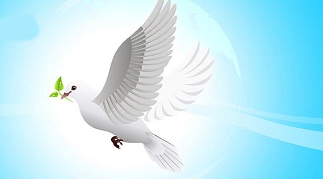Beşiktaş'ta Dünya Barış Günü sergisi