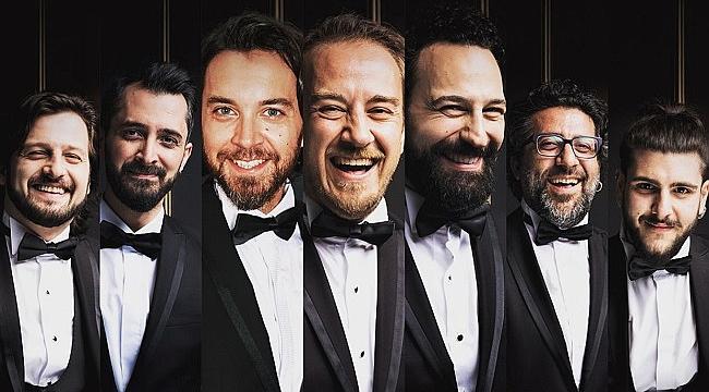 Biraderler Cabaret, 4 Eylül'de yeni sezona başlıyor