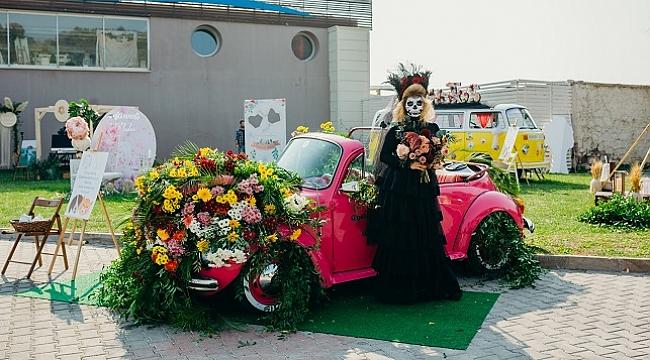 Çiçek hakkında her şey bu festivalde