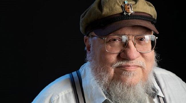 George R.R. Martin: Game Of Thrones'un bitmesi benim için kurtuluş oldu