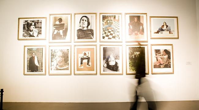 Kadınlar kültür-sanat kurumlarında çalışmaktan mutlu