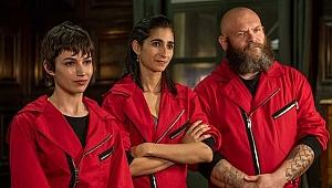 La Casa De Papel dizisi rekor kırdı