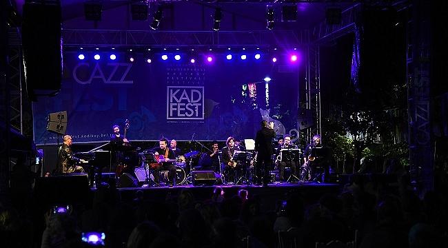 Kadıköy'de caz sesleri yükseldi