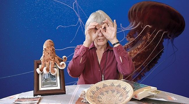 SALT Beyoğlu'nda Gösterim - Donna Haraway: Story Telling for Earthly Survival