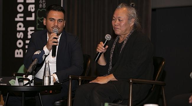 7. Boğaziçi Film Festivali'nden Kim Ki Duk geçti