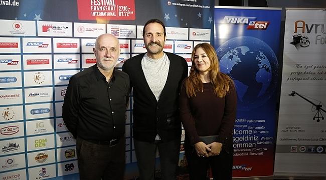 """Frankfurt Türk Filmleri Festivali """"Kapı"""" ile açıldı"""