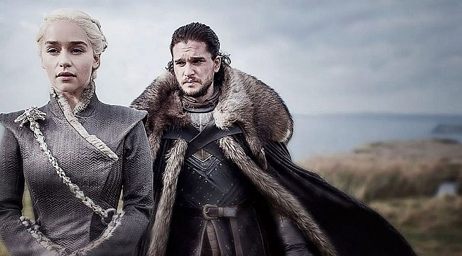 'Game of Thrones finali aceleye geldi'