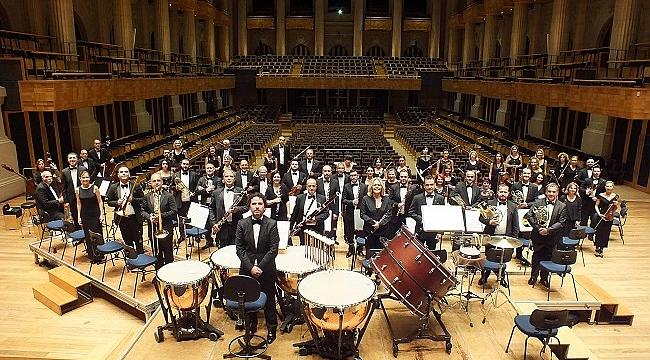 İstanbul Devlet Senfoni Orkestrası CKM'de konser verecek