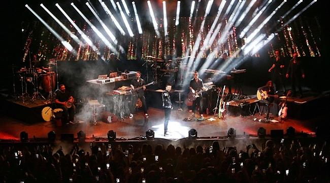 Tarkan'ın Avrupa Turnesi Londra konseri ile başladı
