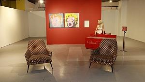 Andy Warhol sergisi kapılarını açtı