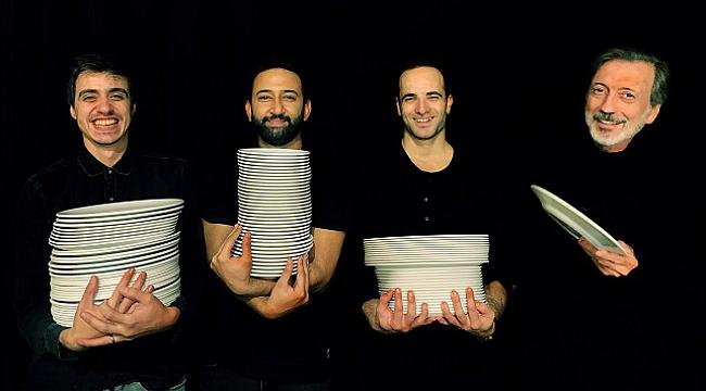 Bulaşıkçılar oyunu Türkiye prömiyerini Kadıköy'de yapacak