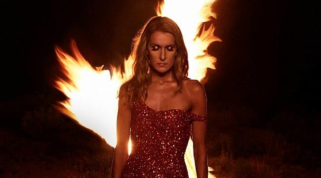 """Celine Dion'un beklenen albümü """"Courage"""" yayınlandı"""