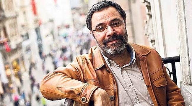CNR Mersin Kitap Fuarı'nın onur konuğu Ahmet Ümit