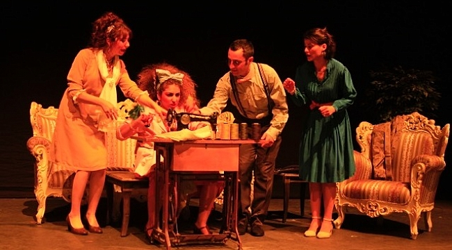 Erzurum Devlet Tiyatrosu 'Şapka' çıkarttı