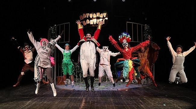 İBB Şehir Tiyatrolarından yeni çocuk oyunu: Rüya