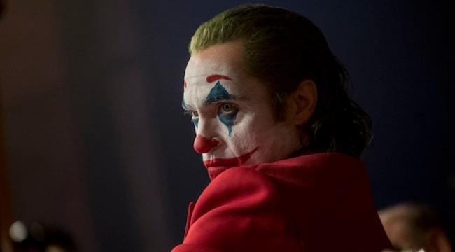 Joker filmi sinema tarihine geçti