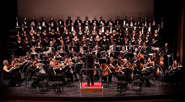 """Messa da Requiem"" Kadıköy Süreyya Opera Sahnesi'nde"